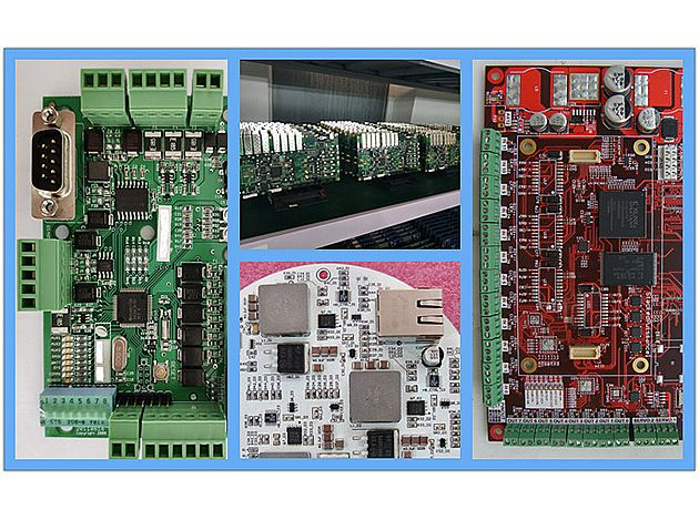 High Volume PCB Assembly